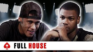 PokerStars Duel: Neymar Jr. Vs. John Boyega - Part 2