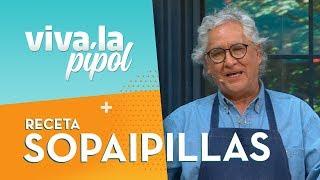 Don Alfonso nos enseñó su receta de sopaipillas chilotas sin zapallo - Viva La Pipol