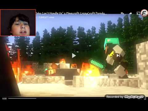 """Fros Reactions Ep 1/reacting To Lachlan """"Mobs Can't Handle Us"""""""