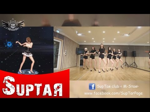 ◄CLUB MSTAR► Like a Cat - AOA [All Cover]