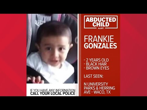 Amber Alert issued for 2-year-old Waco boy believed to be in grave ...