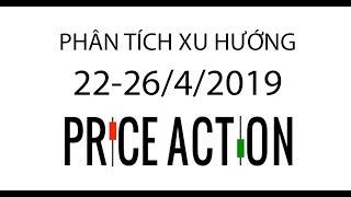 Phân tích xu hướng 22-26/4/2019 - Forex Traders - Việt Nam