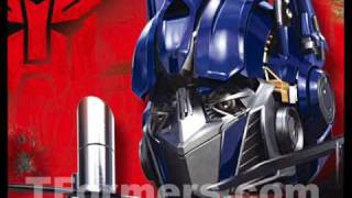 TRANSFORMERS sound effect (optimus prime voice command)