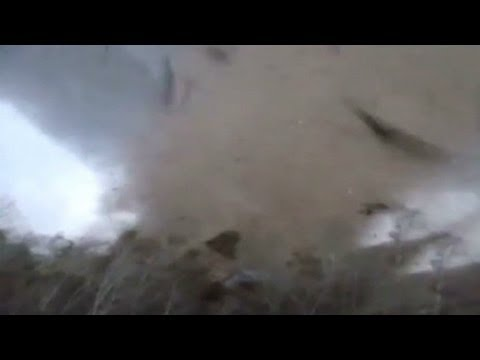 Power Of Kentucky Tornado Caught On Tape