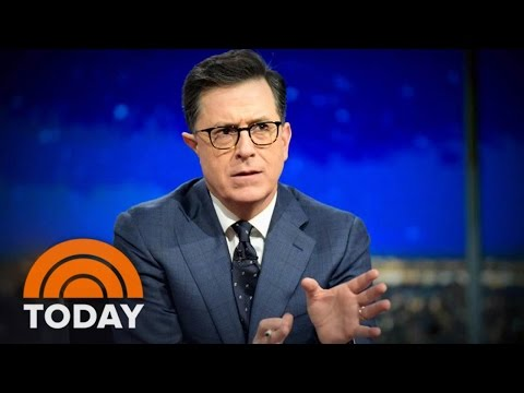 Stephen Colbert's Donald Trump Joke Spurs FCC Investigation | TODAY