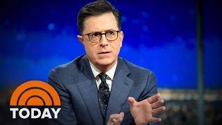 Stephen Colbert's Donald Trump Joke Spurs FCC Investigation | TODAY