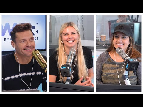 Ryan Seacrest - Ryan Gifts Tanya the Coolest Birthday Present: Watch!