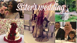 বোনের বিয়েতে আমরা | Wedding + Chit Chat Vlog | Bangladeshi Mum UK