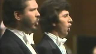 Jerry Hadley & Alan Titus - The Pearl Fishers duet - 1986
