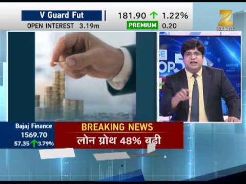 Bajaj Finance Q1FY18 standalone net profit rises to ₹ 602 crore