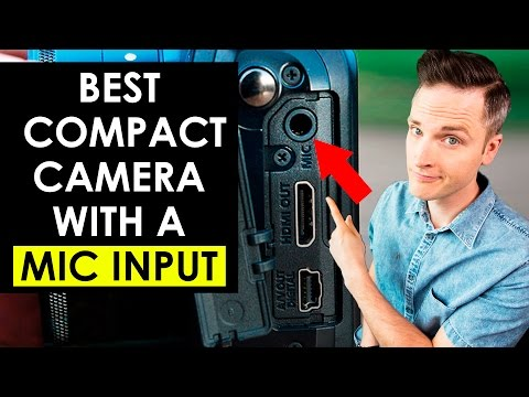 Thumbnail: Best Compact Camera with a Mic Input? — 5 Cameras with Microphone Jacks