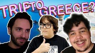 Greekgodx, Reckful, & Andy Milonakis Plan Trip To Greece