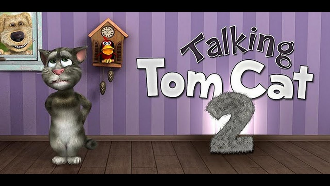 Talking Tom Cat 2 - Cartoon for Kids - Application Review - Funny Talking -  IOS Apple
