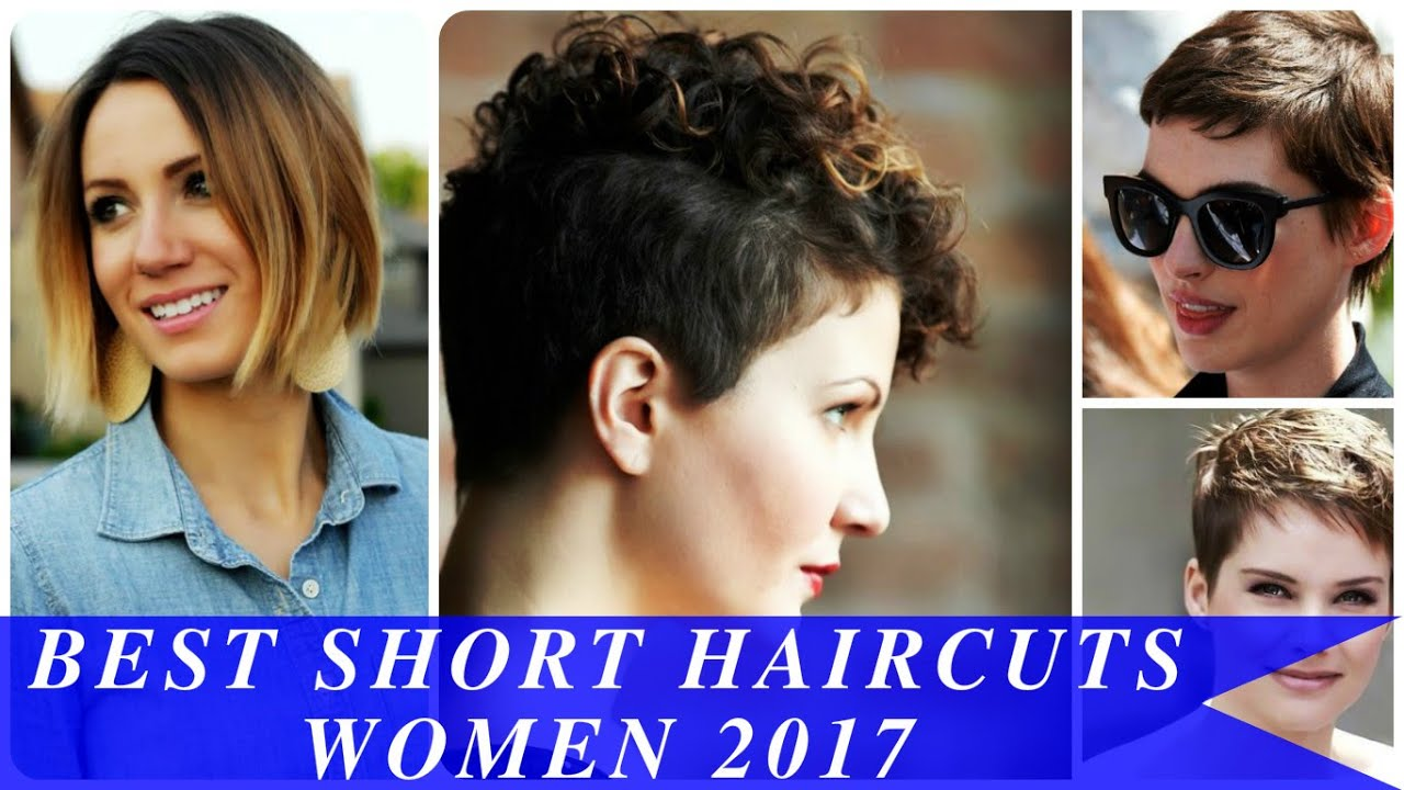 Best short haircuts for woman - Best Short Haircuts Women 2017
