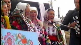 Народные песни Украины(Народные песни Украины. видео снятое в 1992 году в посёлке Покровское Днепропетровской области на осенней..., 2014-06-25T16:44:52.000Z)