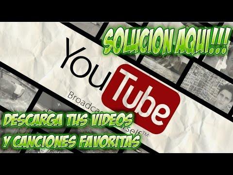 PORQUE YA NO SE PUEDE DESCARGAR MUSICA GRATIS? mp3, mp4, videos (SOLUCION)  | 2017 |