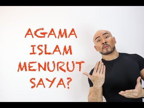 MUSLIM IN MY COUNTRY INDONESIA!