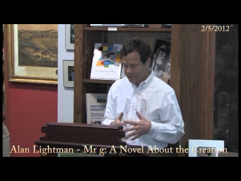 Alan Lightman - Mr g: A Novel About Creation