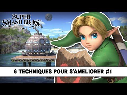 TUTO: 6 techniques pour s'améliorer sur Smash Bros Ultimate thumbnail