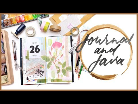 Journal and Java Ep. 4 | Journal with Me