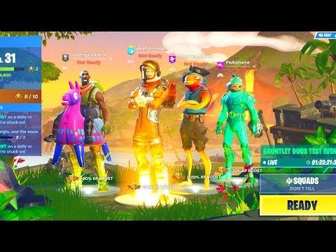 We created the UGLIEST squad ever in Fortnite... (WORST Fortnite skins)