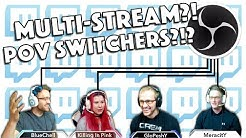 A Full Team Stream?!? This Is How You Do It Right