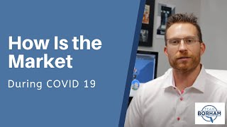 How is the Market with COVID 19?