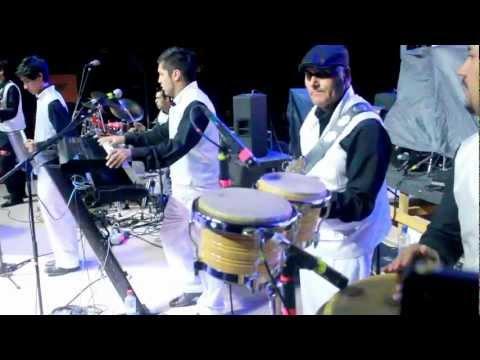 Agrupación San Fernando en vivo ( El cien pies - Amor de Papá )
