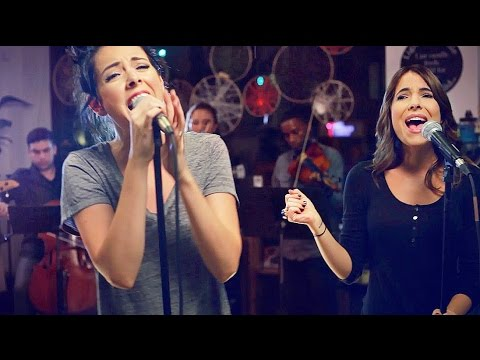 """Oceans"" (Where Feet May Fail)  Hillsong United Cover - Nikkiphillippi , Kylan Road , Rachel Talbott"