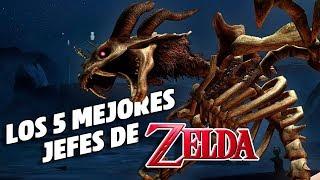 Los 5 Mejores Jefes de The Legend of Zelda