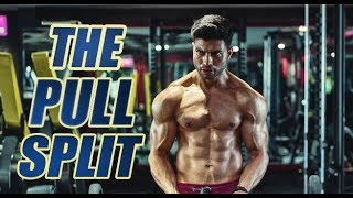 The Pull Workout for Back/Biceps/Traps/Deltoids