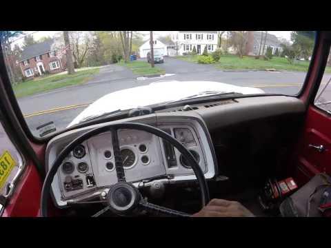 "Ford L800 dumptruck ""cabview"""