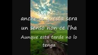 Download Un senso Vasco Rossi (Italiano-Español) MP3 song and Music Video
