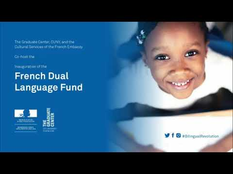 Inauguration of the French Dual Language Fund