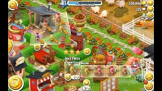 Hay Day Level 83 Update 2 HD 1080p