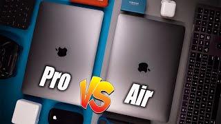 "2020 13"" MacBook Pro VS 2020 MacBook Air!  What's the BEST Budget Apple MacBook?!"