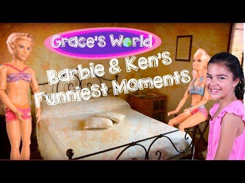 Barbie - Barbie & Ken's - Funniest Moments