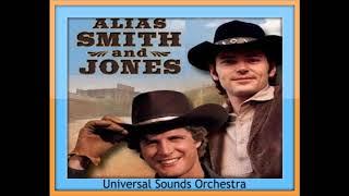 Alias Smith And Jones Tv Theme * Universal Sounds Orchestra