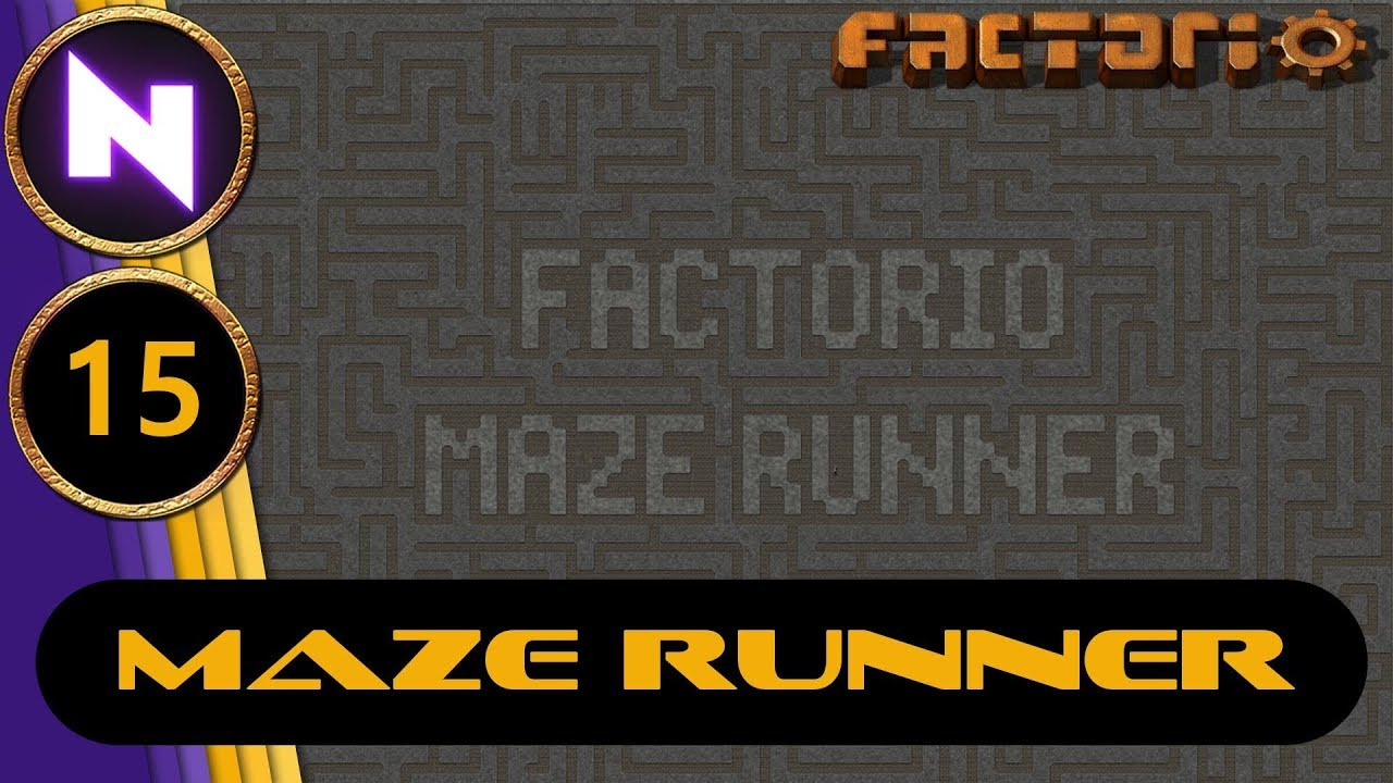 Factorio 0 17 Maze Runner #15 RED CIRCUIT BASE