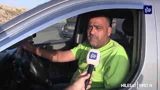 طريق تهدد السائقين ومركباتهم بين الزرقاء وإربد -(16-6-2019)