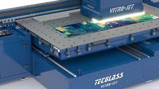 ByCrea  Tecglass SDT by IGE Glass Technologies
