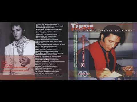 Elvis Presley Tiger Man  An alternate Anthology Vol 10
