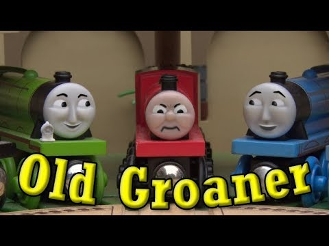 Old Groaner (Christopher Awdry Annual Adaptation) Thomas and