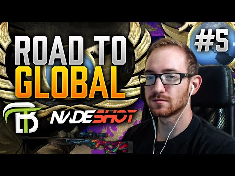 WHAT IS THIS MAP | CS:GO Road to Global #5