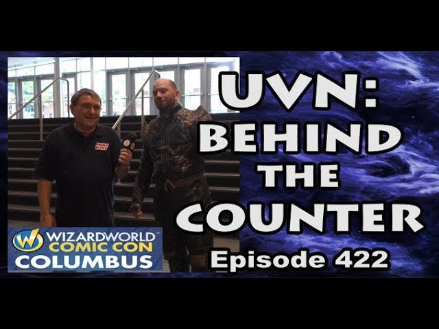UVN: Behind the Counter 422