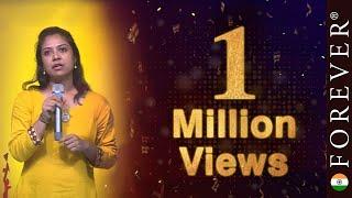 Business Testimony by Rupa Saini at Delhi Success Day