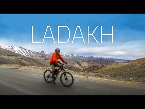 Ethereal: Moving Mountains | Cycling to World's Highest Road
