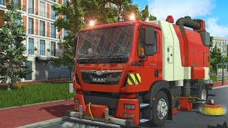 Cityconomy Gameplay Part 1 - Garbage Truck Let