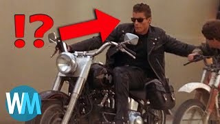 Top 10 Obvious Stunt Doubles in Movies