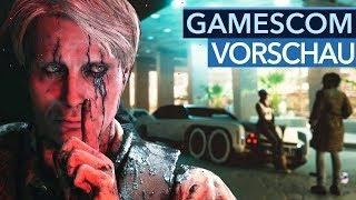 Diese Spiele zeigen wir euch zur Gamescom 2019